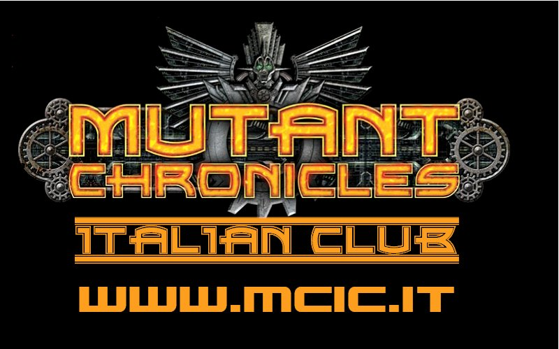 Mutant Chronicles Italian Club
